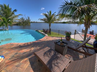 Photo for Waterfront Luxury, Panoramic Views, Privacy & Direct Gulf Access