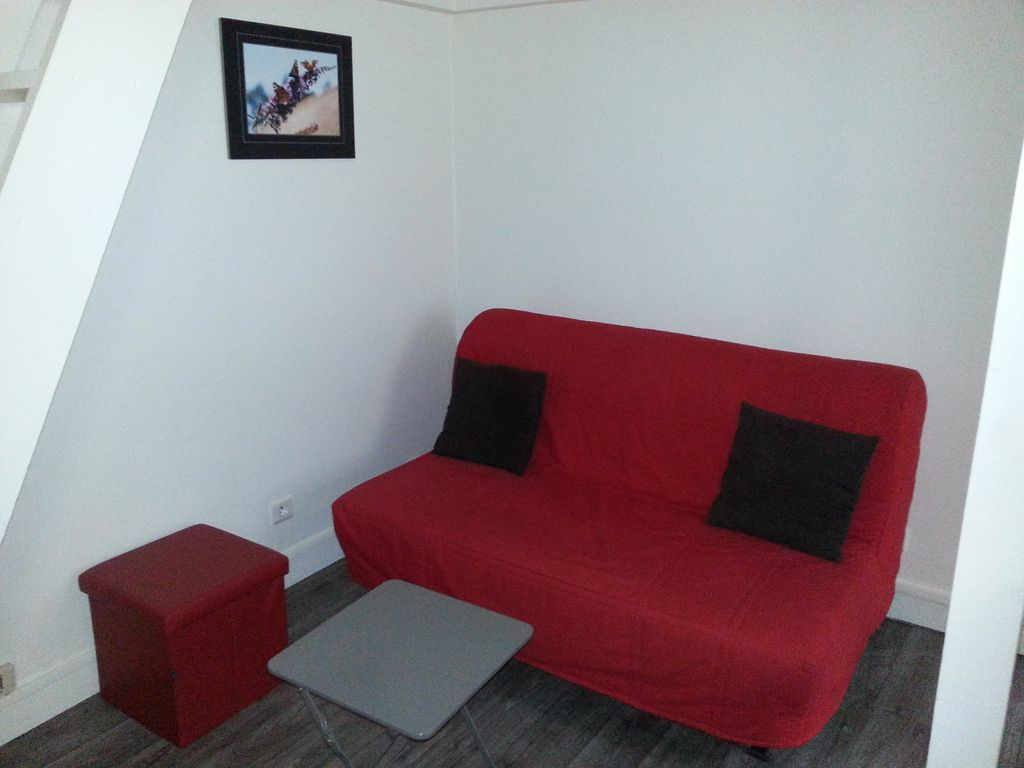 Studio 20m2 with mezzanine in Paris 20m2 studio apartment ... - 1556047