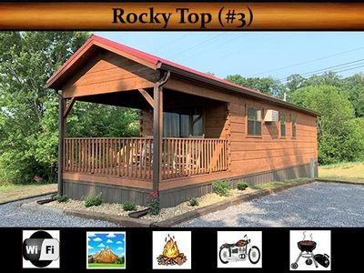 Photo for Rocky Top Cabin (#3)