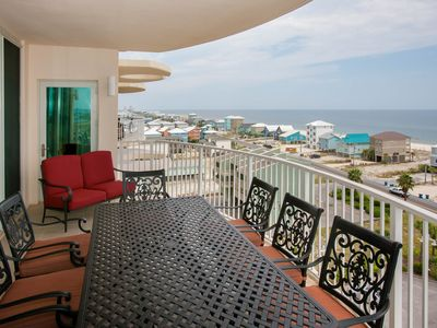 Incredible View Of White Sugar Sand.Spacious And Beautifully Furnished Awaits