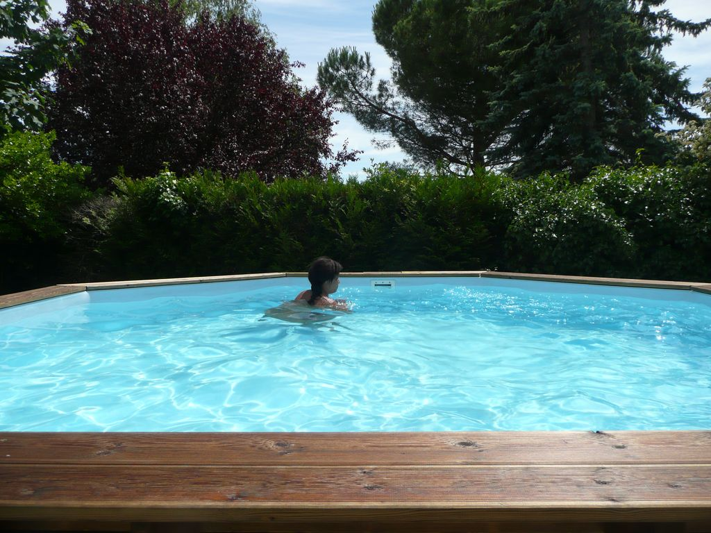 Property Image#18 Spacious House Air Conditioned La Rochelle, Swimming Pool  On Private