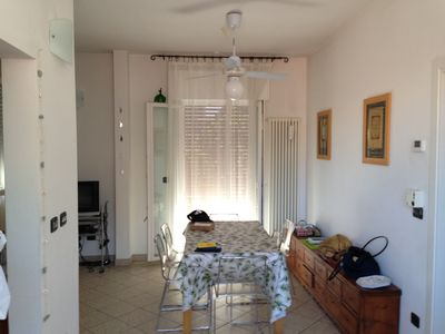 Photo for Apartment in the central area, just a few minutes from the sea and the historic center.