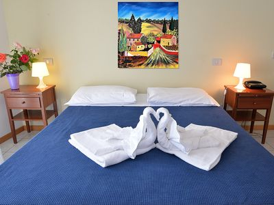 Photo for Two-room Plus in the city center with private parking