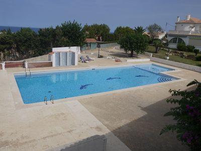 Photo for Duplex with magnificent views of the Mediterranean Sea