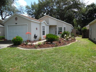 Photo for PLANTATION GATED GOLF TURN KEY VACATION HOME-PET FRIENDLY w/4 SEATER GOLF CART