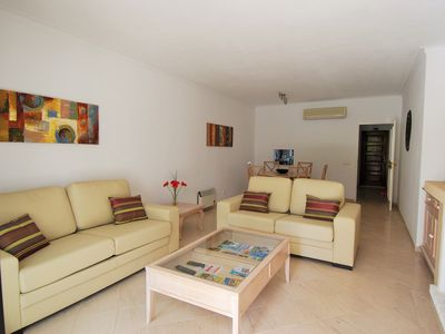 Photo for Luxury Apartment . Quiet relaxing convenient location. Close walk to beach.
