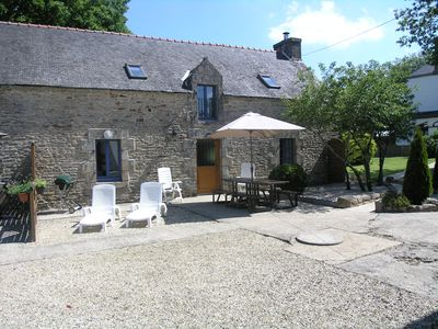 Photo for Vine Cottage - sleeps 6 with shared Heated Pool in Beautiful Rural Setting