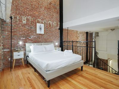 Photo for Unique 2BR Basement in Old City