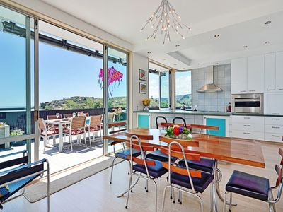 Photo for Architectural, Light-filled, Great Views!