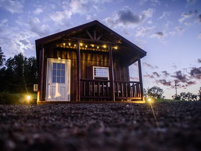 Deer Path Cabin - A tiny off grid cabin