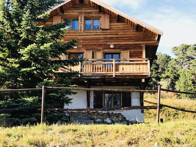 Photo for CHALET LE MONTEBELLO ENTIRELY RENOVATED 5 MINUTES FROM THE TRACKS