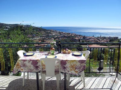 Photo for Apartment Casa Joly (SLR111) in San Lorenzo al Mare - 6 persons, 2 bedrooms