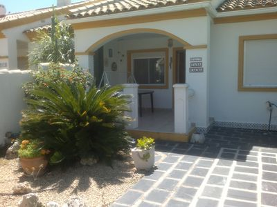 Photo for Townhouse for 6 people, just 400 m from the beach of Denia, TV-SAT, a/c, parking