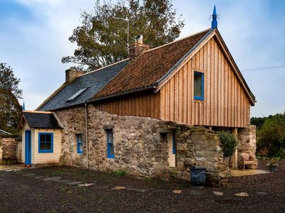 Photo for THE GRIEVE'S HOUSE, Pencaitland - Charming cottage for 4 guests in East Lothian