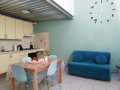 Photo for Nel Blu - vacation home in the Lombard countryside