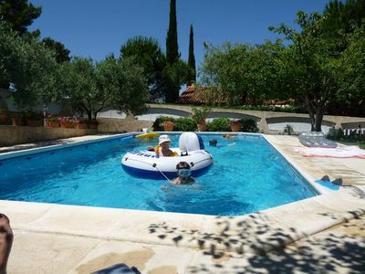 Photo for T3 with swimming pool between AIX and the blue COAST