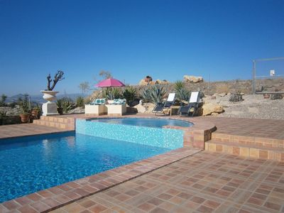Photo for CASA DALI WITH YOUR  OWN PRIVATE POOL & PATIO AREA.