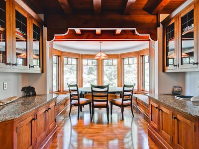 Photo for CUSTOM HOME built in the Arts and Craft tradition