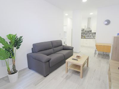 Photo for APTO LOS TILOS 2. Apartment next to the Central Bus and Train Station