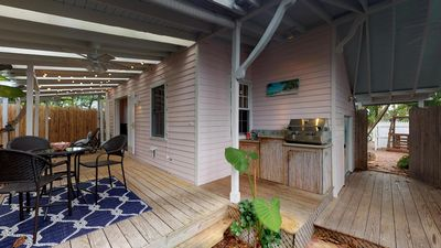 Photo for Secret Casita - A relaxing 2 bed / 2 bath escape in the heart of Key West!