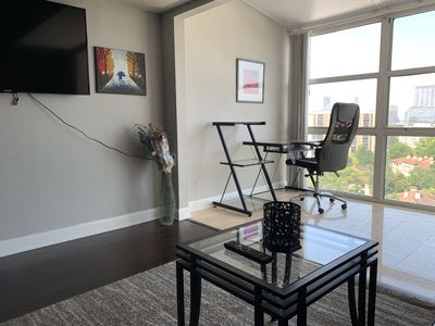 Photo for 2 BR PENTHOUSE VIEW OF ATLANTA & 1 MILE FROM LENOX