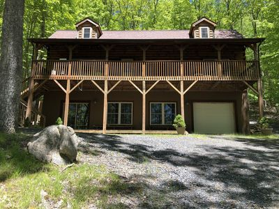 Photo for BEECH MOUNTAIN RENTAL~Perfect for Families/Pet Friendly; Grill & Wi-Fi