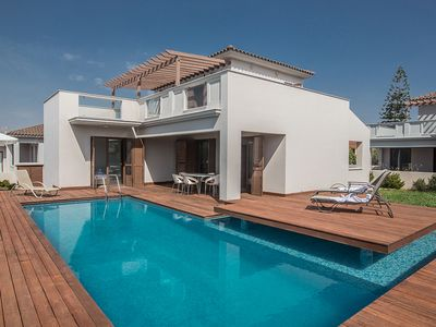 Photo for Villa Skyla, Lovely 3BDR Ayia Napa Villa with Pool, 2 min. walk to Nissi Avenue