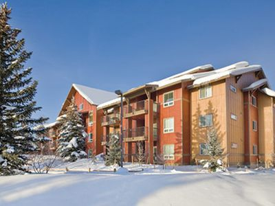 Photo for WorldMark Steamboat Springs, 2 Bedroom Condo, Free WIFI