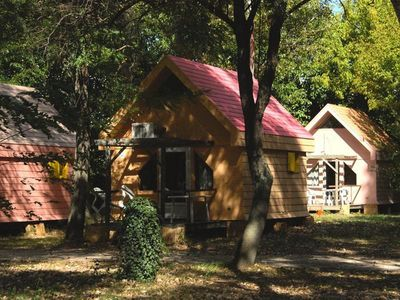 Photo for Camping Bellerive *** - Chalet for 4 People