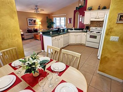 Photo for Near Disney World - Indian Ridge - Amazing Cozy 3 Beds 2 Baths  Pool Villa - 3 Miles To Disney