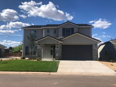 Photo for Brand new 7 bed 5 bath house with pool table and backs up to park
