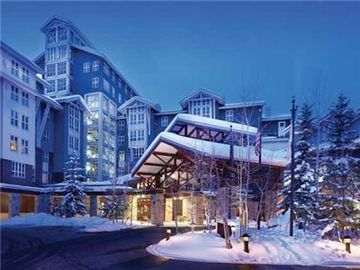 Marriott's Mountainside, Park City, UT, USA
