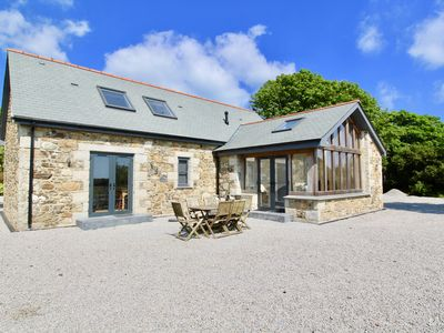 Photo for The Barn - Little Pednavounder, Coverack, Cornwall