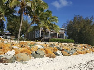 Photo for Premier and Stunning Beach Front Location