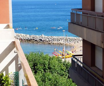 Photo for Apartment 60 m pure beach town center panoramic views