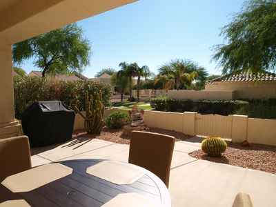 Photo for Westbrook Village Luxurious Poolside Casita (South Exposure)