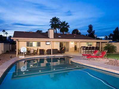 Photo for Inspiration/ Sprawling 4 BR/ Old Town Scottsdale/ PVT Pool