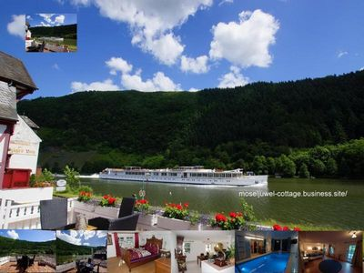Photo for Holiday apartment Traben-Trarbach for 2 - 4 persons with 2 bedrooms - Holiday apartment in a villa