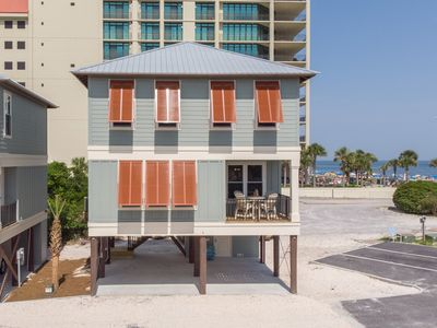 Photo for Brand New Beachside Cottage 2BR 3 BA REDUCED rates for FALL!