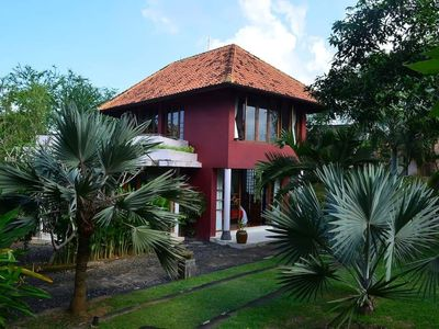 Photo for Anggrek 2BR Hillside Villa, Pecatu; Bali, Uluwatu