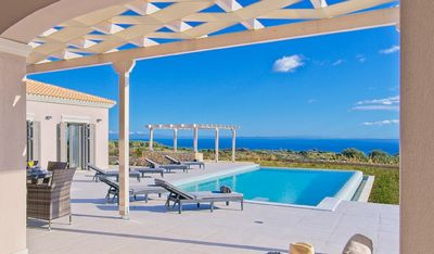 Photo for BRAND NEW LUXURIOUS  RESIDENCE & GUEST HOUSE WITH INCREDIBLE PANORAMIC SEA VIEWS