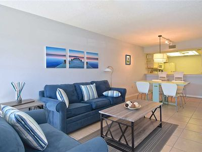Photo for Gulf and Bay Club: Bayside 1303-D, Sleeps 6, 2 Bedrooms, 2 Pools, Gym