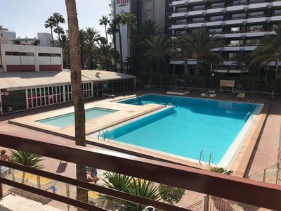 Photo for Renovated Beach Apartment in Playa del Ingles