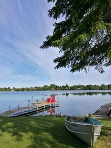 Photo for Fabulous Waterfront 5 Bedroom Cottage at Kawartha Lakes