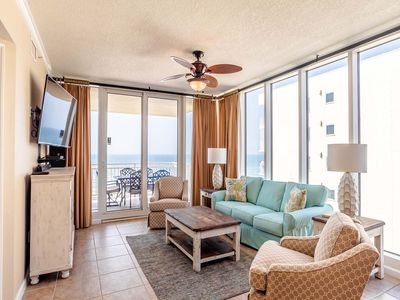 Photo for Four Bedroom Condo in Alabama! Private Balcony Overlooking Gulf Of Mexico!