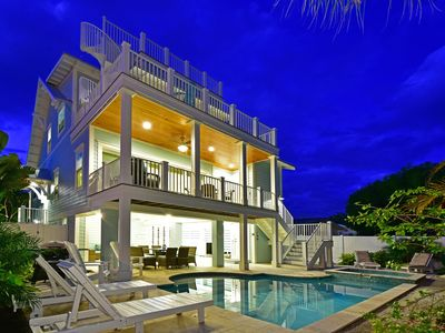 Photo for Water Colors: Heated Pool, Hot Tub, Awesome Location, 100 Steps to Gulf Beach!