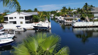 Photo for Key Largo Waterfront Condo with Dockage