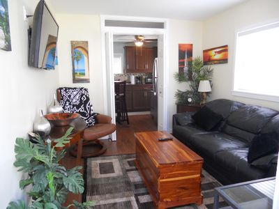 Photo for Near Historic Downtown Melbourne, 1bd, Private quiet setting