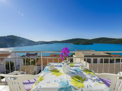 Photo for Apartments Radojka (26811-A2) - Tisno - island Murter