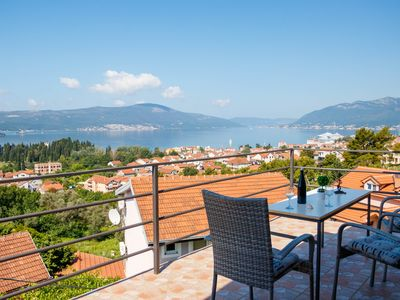 Photo for 1BR Apartment Vacation Rental in TV, Tivat Municipality